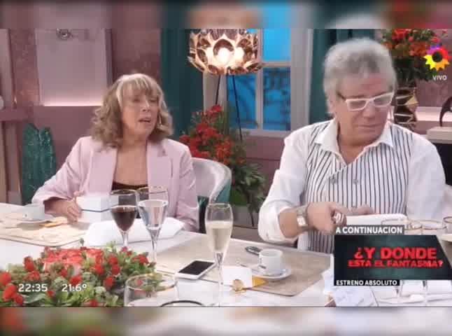 Mirtha Legrand sobre quedarse sin los almuerzos
