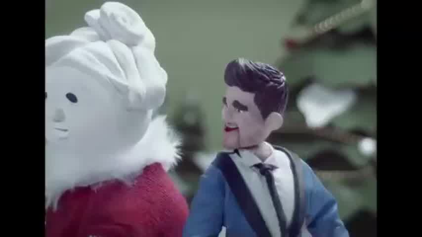 Michael Bublé - White Christmas [Official Animated Video]