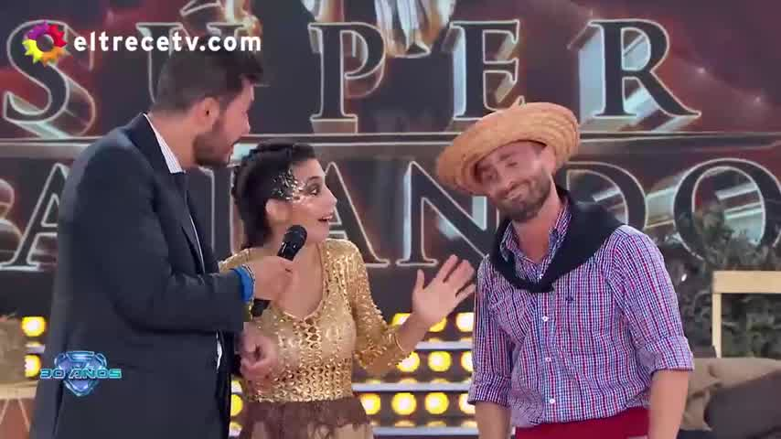 Martín Baclini confesó que le gusta Facu Mazzei