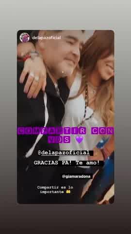 Diego y Gianinna