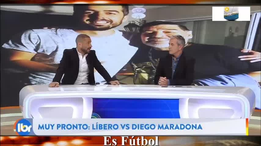 Entre el 16 y 18/12 Líbero Vs. Diego Maradona 12/12/2019 - 720p60
