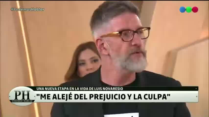 Luis Novaresio reveló que sentía culpa contar que era homosexual