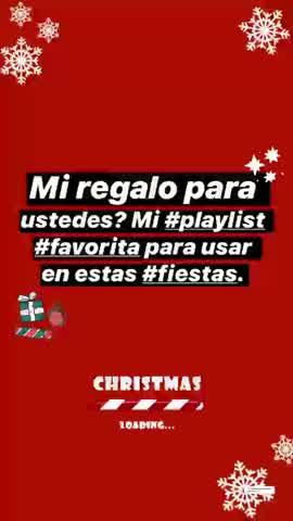 Playlist de Susana Giménez para Navidad