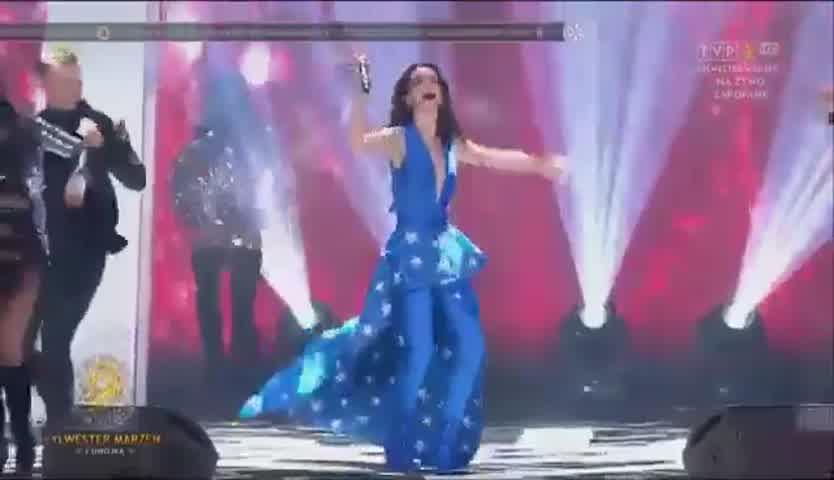 El increíble homenaje que le hicieron a Natalia Oreiro en la TV polaca 3