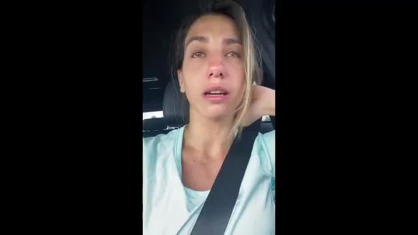 Cinthia Fernández fue víctima de un robo: su desgarrador descargo en redes