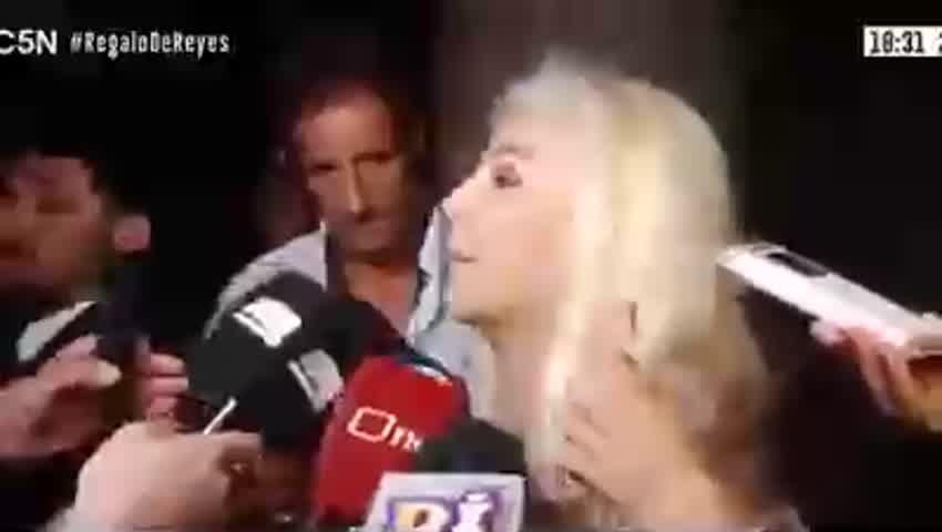 Indignado por sus dichos, Jorge Rial le dio con un caño a Susana Gimenez: \'No se le puede perdonar todo\'