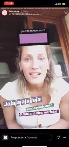 La predicción de Micaela Viciconte que pone nerviosa a Nicole Neumann