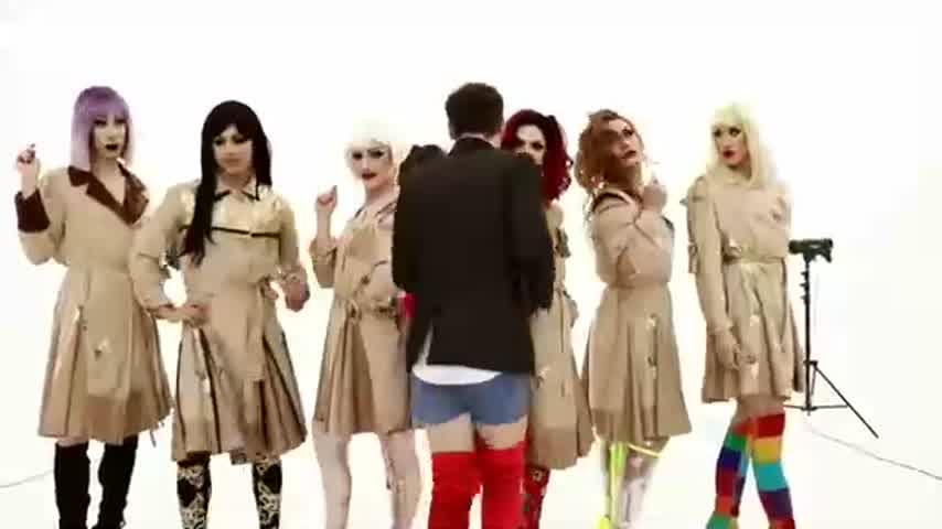 """La radical transformación de Martín Bossi y Fer Dente para debutar con """"Kinky Boots"""""""