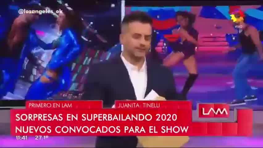 Juanita Tinelli, convocada para el bailando 2020