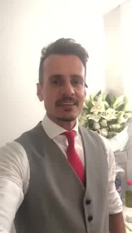Christian Sancho invita a la fiesta de Caras en Mar del Plata