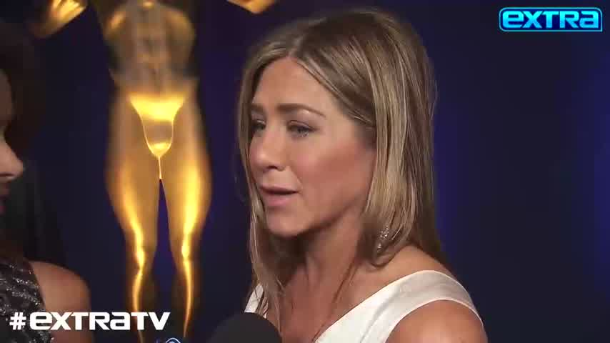 Jennifer Aniston habla de Brad Pitt