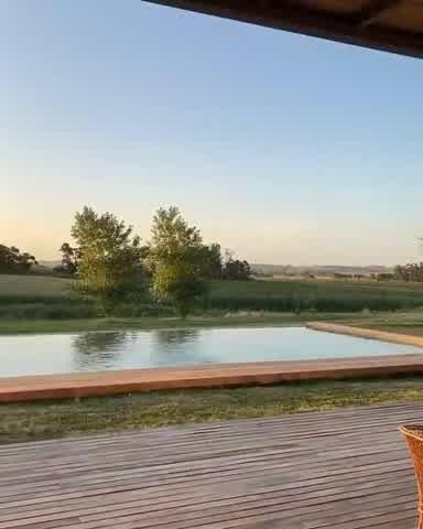 Un lujo: así es la casa que Pampita disfrutó en Punta