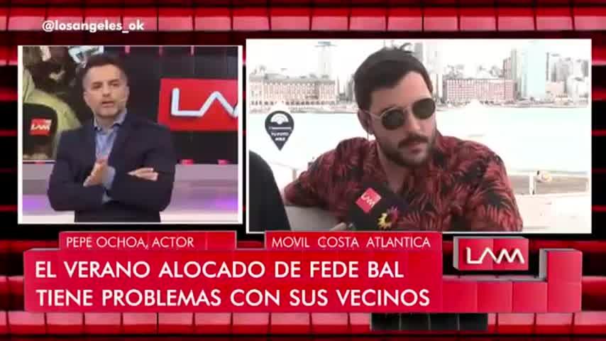 Pepe Ochoa contó por qué ya no es amigo de Laurita Fernández