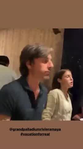 """El \""""enfrentamiento\"""" entre Pampita y García Moritán durante sus vacaciones"""