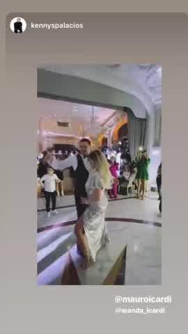 Icardi festejó su cumple con Di María y Cavanni