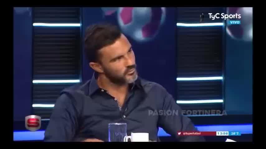 Fabián Cubero se emociona al hablar de su retiro