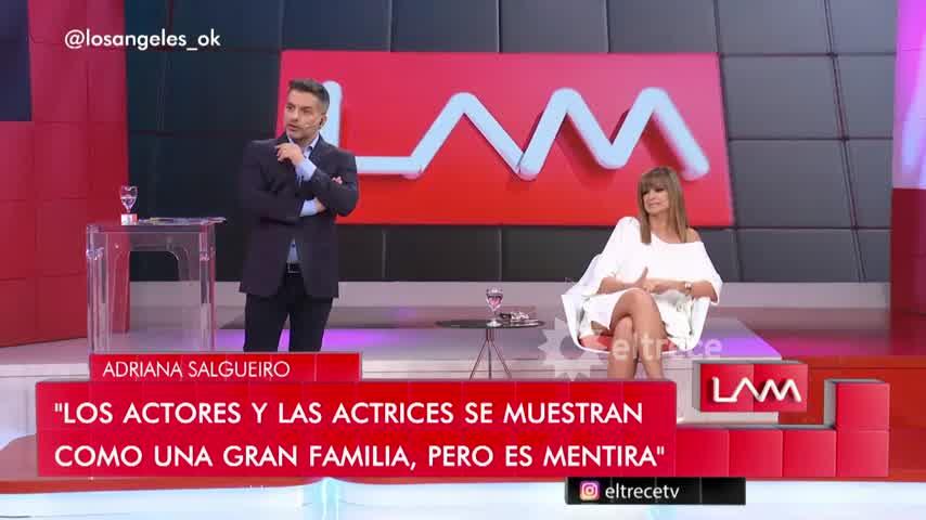 Lourdes Sánchez sin filtro contó que salió con un novio de Gisela Bernal