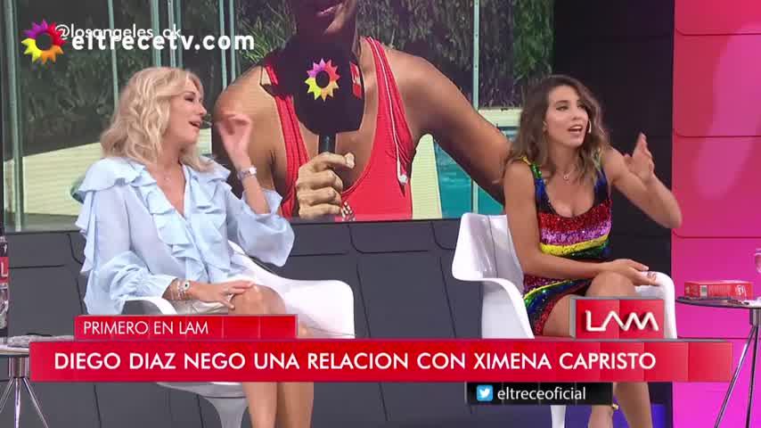 Cinthia Fernández y el lujo que le pagaba a Martín Bacliini