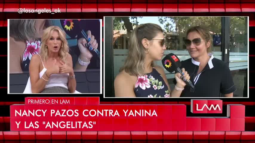 Yanina Latorre le respondió a Nancy Pazos