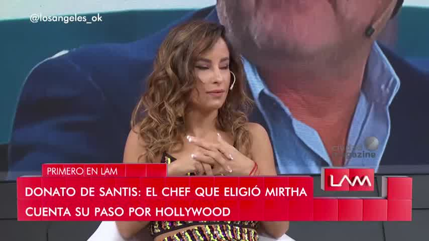 La extraña dieta de Luciana Salazar, según Lourdes Sánchez