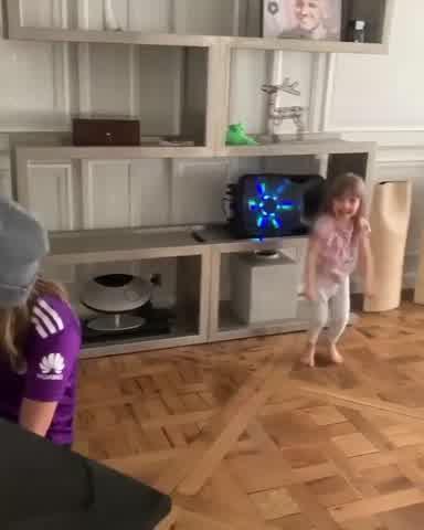 Wanda Nara compartió un video de sus hijos y mostró su talento desconocido
