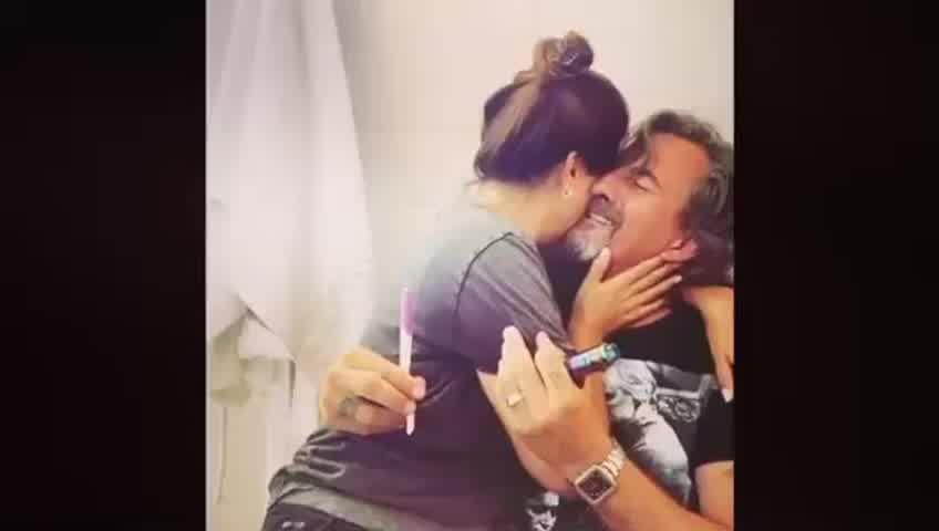 Nara Ferragut anunció su embarazo con un conmovedor video