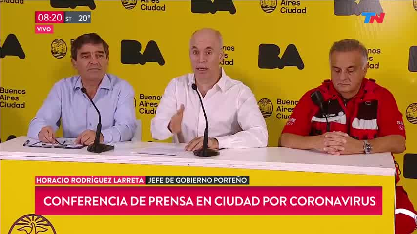 La Ciudad de Buenos Aires prohíbe los recitales y la presencia de público en espectáculos deportivos