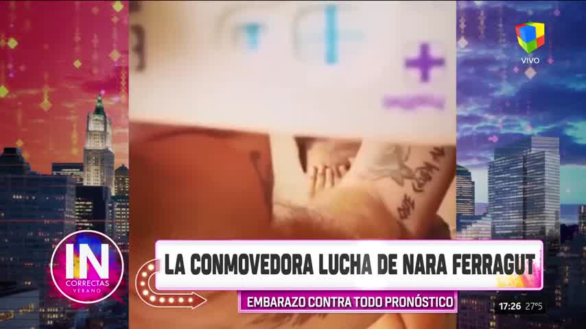 La conmovedora lucha de Nara Ferragut para quedar embarazada