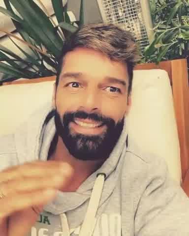 Ricky Martin dio mensaje sobre el coronavirus