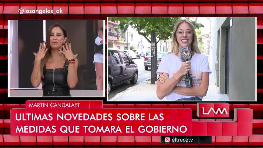 Nati Jota se cruzó con Yanina Latorre por el #Coronavirus