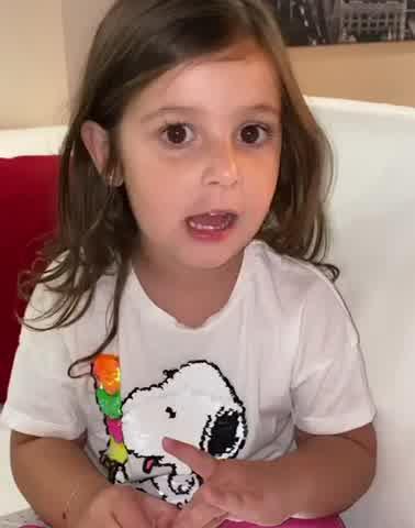 Moorea, la hija de Floppy Tesouro, da recomendaciones por el Coronavirus