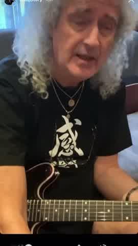 En cuarentena: Brian May enseña a tocar Bohemian Rhapsody y otros temas de Queen