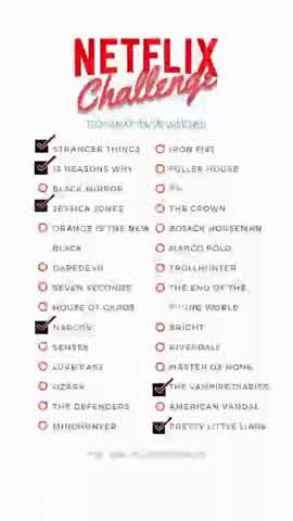 Antonella Roccuzzo te recomienda qué ver en Netflix