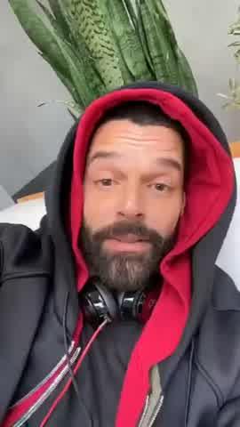 La confesión de Ricky Martin
