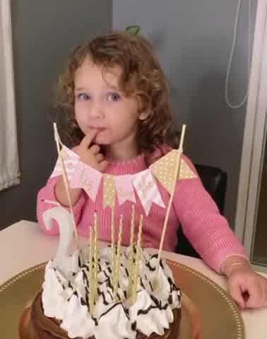 El emotivo saludo de Alma, la hija de Mariano Martínez y Camila Cavallo por el cumpleaños de su madre