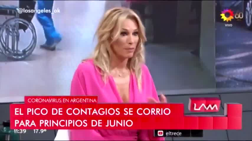 El peligroso accidente de Yanina Latorre en la calle