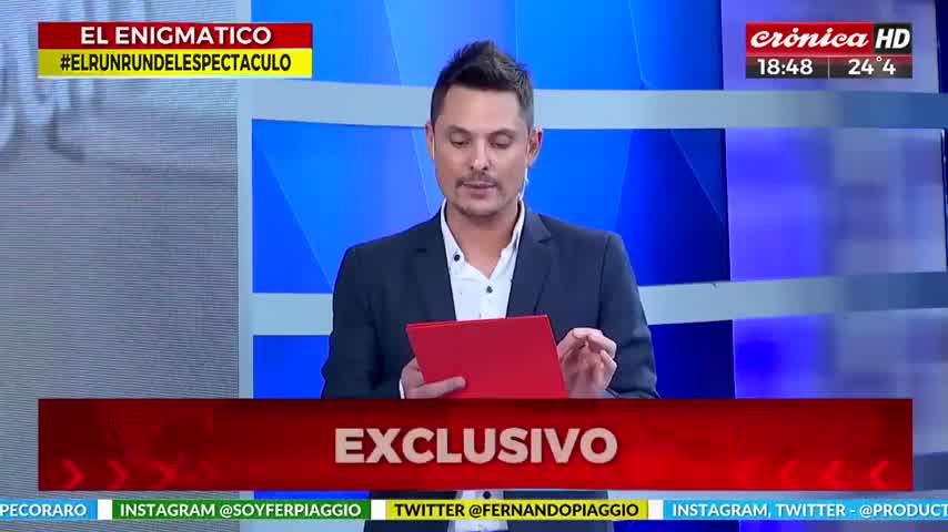 Cinthia Fernández fue acusada de no cumplir con un contrato