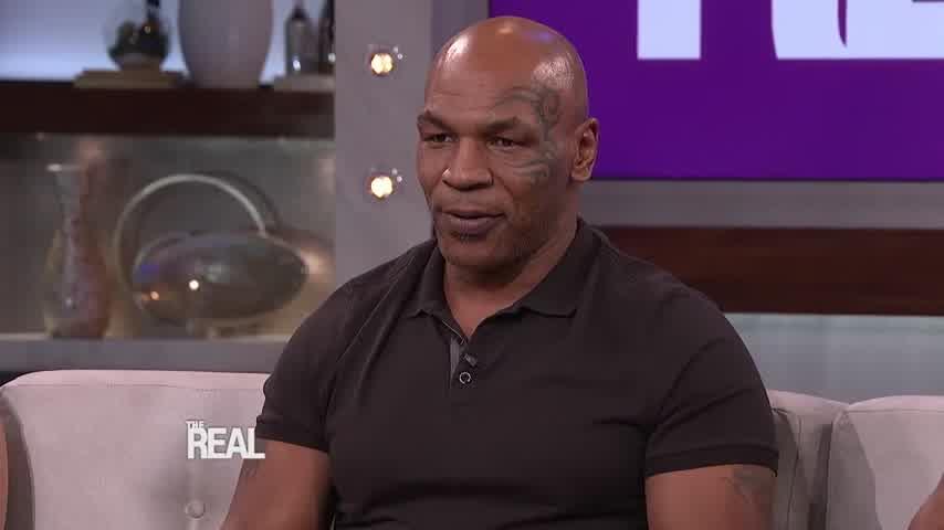 Mike Tyson contó cuando descubrió a su ex con Brad Pitt