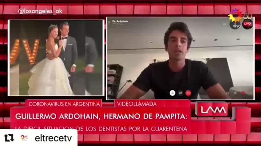 Con miedo: así pasa Pampita sus días de confinamiento obligatorio