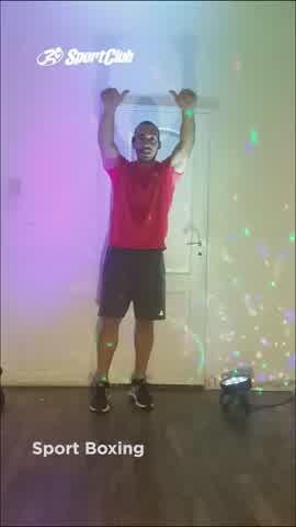 Sport Boxing en Caras Fitness