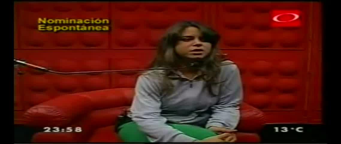 Marianela Mirra nominación espontánea