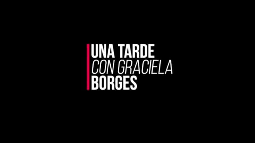 La nieta de Graciela Borges se animó a imitarla y es viral en las redes