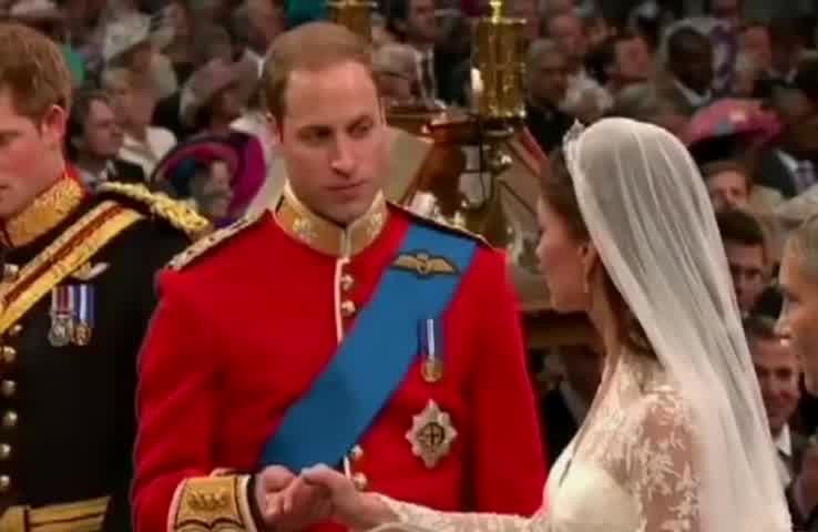 Kate Middleton y el Príncipe Guillermo celebran nueve años de casados