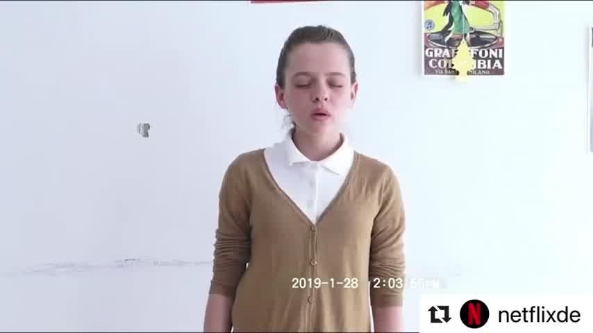 El video inédito de la protagonista de Poco Ortodoxa que fue furor en las redes