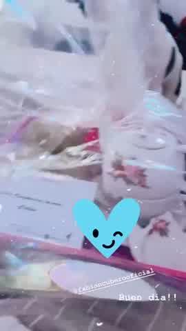 El festejo de cumple de Mica Viciconte
