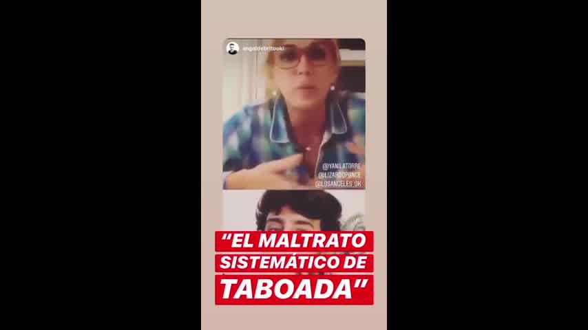 Andrea Taboada reveló por qué terminó su amistad con Yanina Latorre