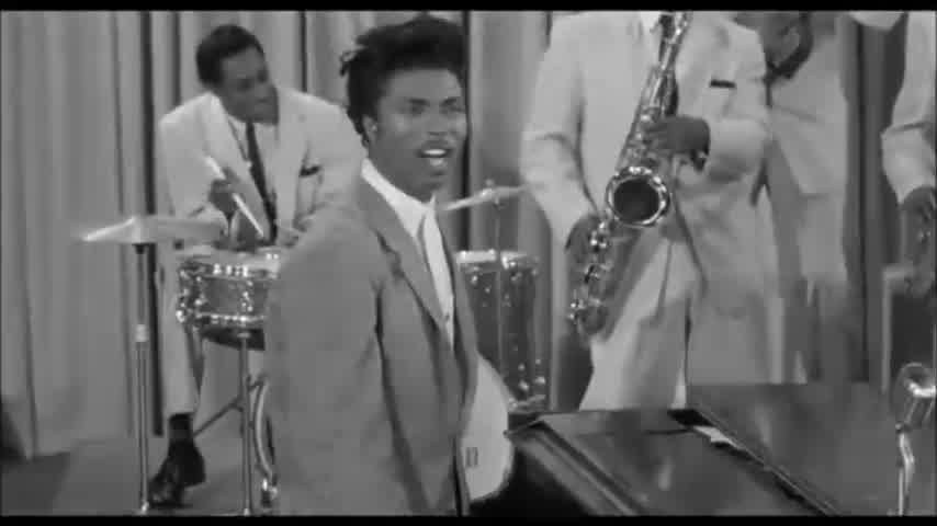 Little Richard  Long Tall Sally - Tutti Frutti