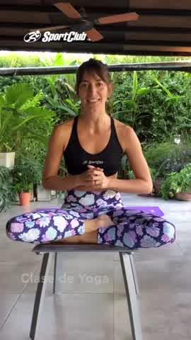 Yoga Fit para fortalecer las piernas y encontrar el equilibrio