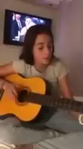 Azul Giordano, 12 hija de Romina Yan y Nieta de Cris Morena cantando ¡¡¡ESTE VIDEO SE HIZO VIRAL!!!