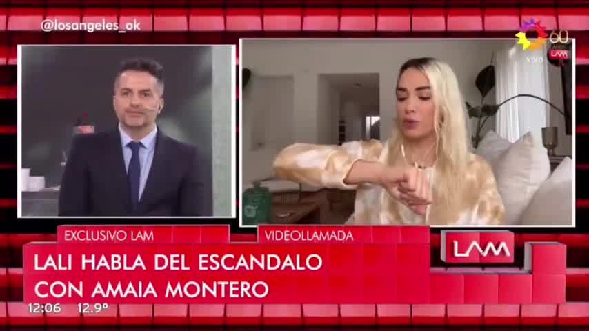 """Lali Espósito habló de su relación con la China: \""""La vida nos separó\"""""""